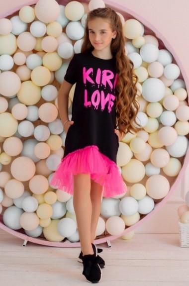 Модное платье для девочки KL-363