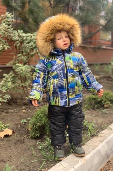 Детская курточка с комбинезоном MMS-763A865