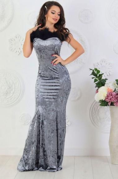 Платье рыбка вечернее V7V-146A450