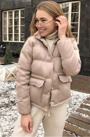 Куртка без капюшона женская IO-402A350