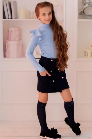Детская юбка для девочки KL-420