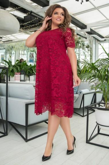 Платье женское из гипюра IT-1073A480