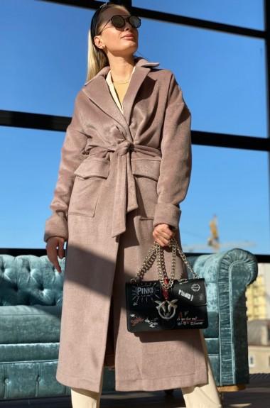 Пальто облегченное женское LDD-236A1300