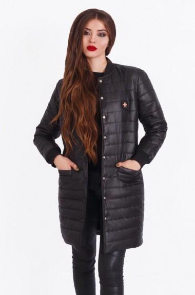 Куртка удлиненная женская KL-324