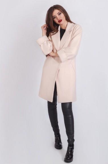 Пальто женское свободное KL-332