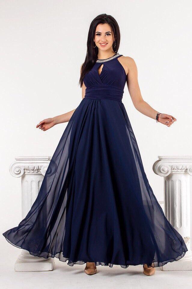 шикарное платье в греческом стиле