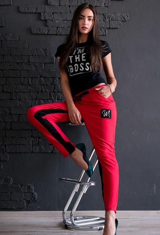 спортивные штаны девушкам