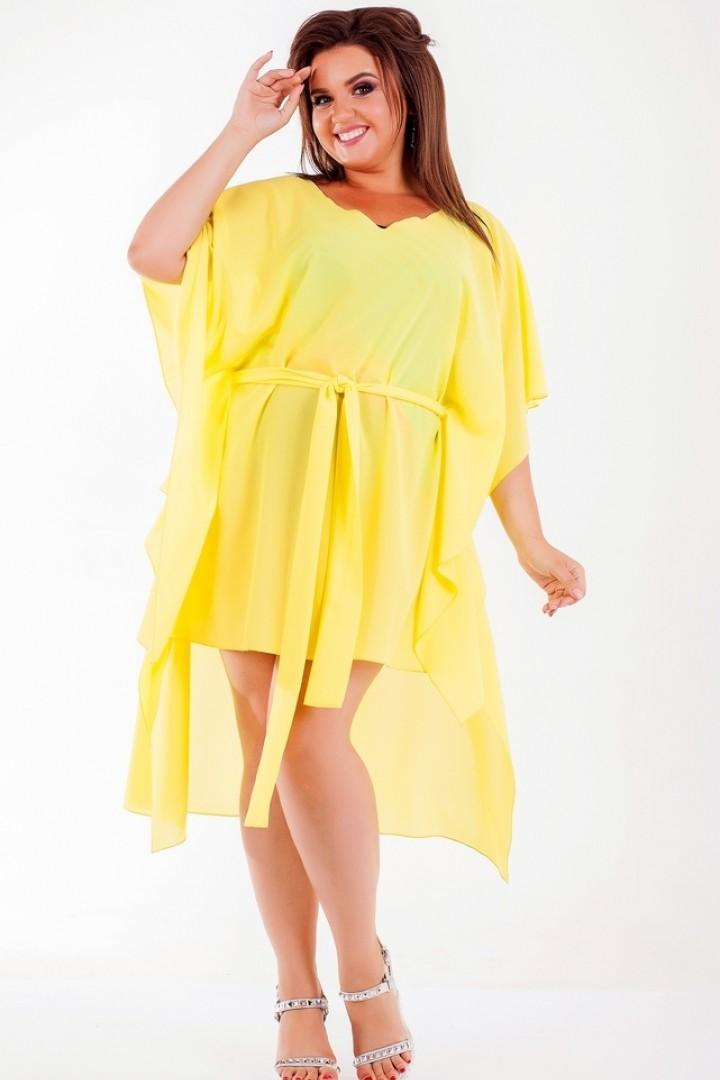 летнее платье большого размера в интернет магазине