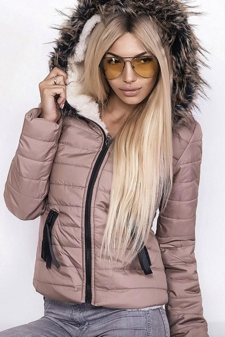 купить женскую зимнюю куртку 2020
