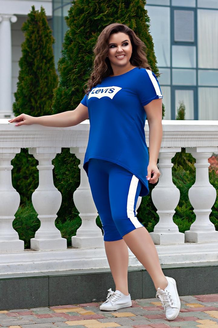 купить женский спортивный костюм большого размера