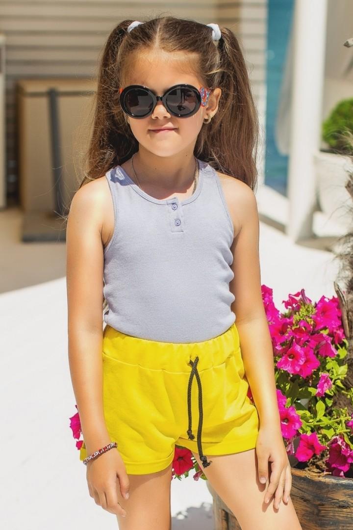 яркие шорты для девочки