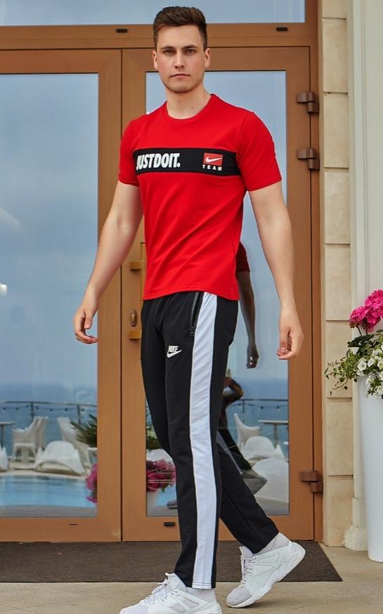купить осенний мужской спортивный костюм